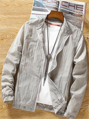 Summer Sun Protective Lightweight Long Sleeve Coats