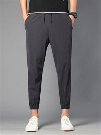 Casual Loose Moisture Wicking Sports Cargo Pants