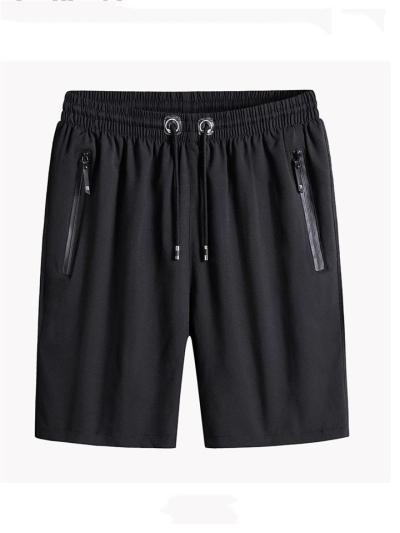 Quick Dry Waterproof Casual Sports Shorts With zipper Pockets