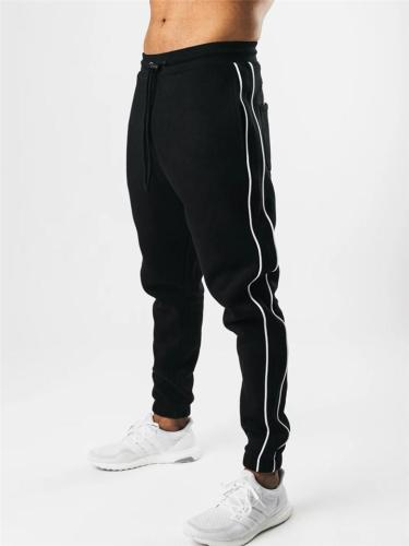 Outdoor Sports Joggers Side-Stripe Sweatpants