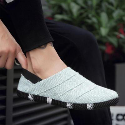 Moisture Wicking Fahsion Casual Canvas Loafers