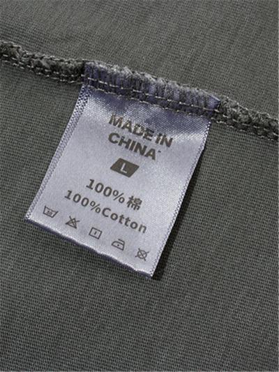 Pure Color Vintage Comfy Plain Short Sleeve T-Shirts