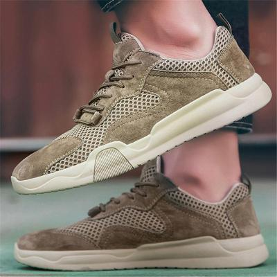 Running Breathable Non Slip Fashion Mesh Sneakers