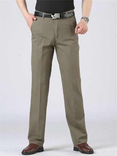Business Fashion High Waist Loose Casual Pants