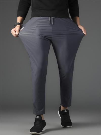 Mens Loose Lightweight Quick Dry Sweatpants