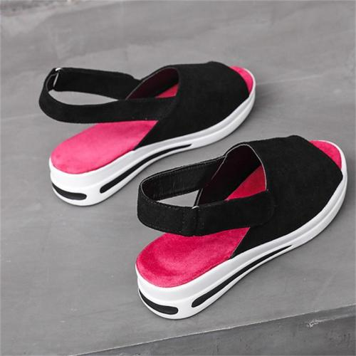 Fashion Casual Flat Heel Sand Sandals