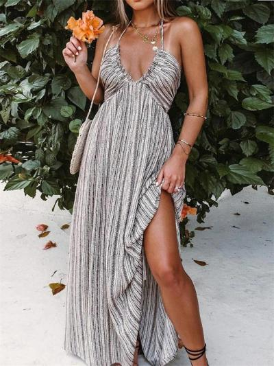 Fashion Sexy Sleeveless Drees