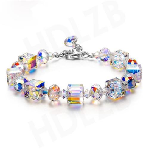 Aurora Crystal Personality Bracelet