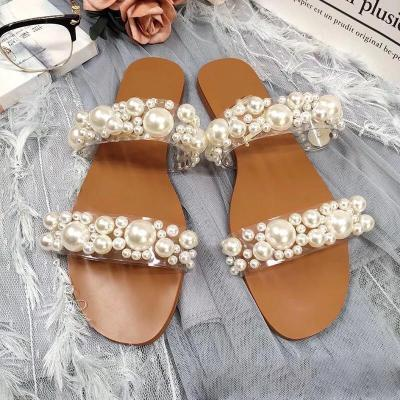 New Arrival Simple Style Flat Heel Sandals