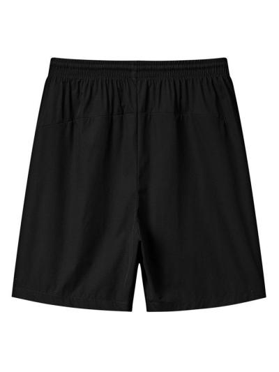 Loose Breathable Elastane Summer Knee Shorts