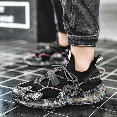 Mens Fashion Breathable Casual Running Sneakers