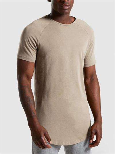 Mens Casual O Neck Slim Fit Short Sleeve T-Shirts