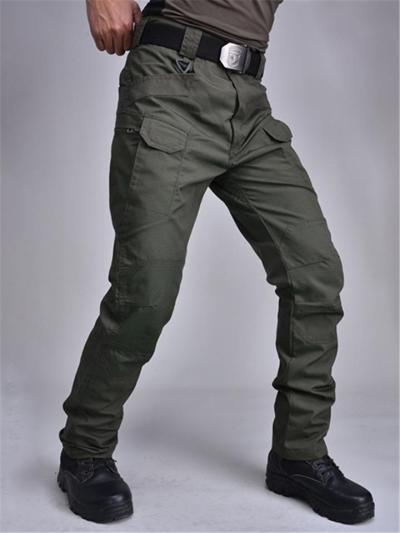 Mens Breathable Waterproof Outdoor Climbing Tactical Pants