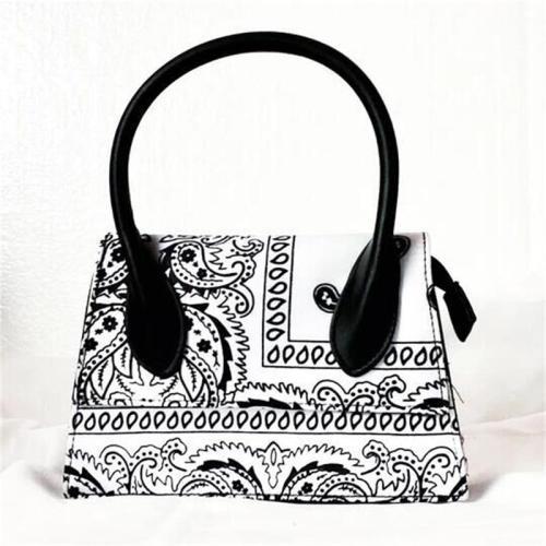 Fashion Print Large Capacity Handbag For Women