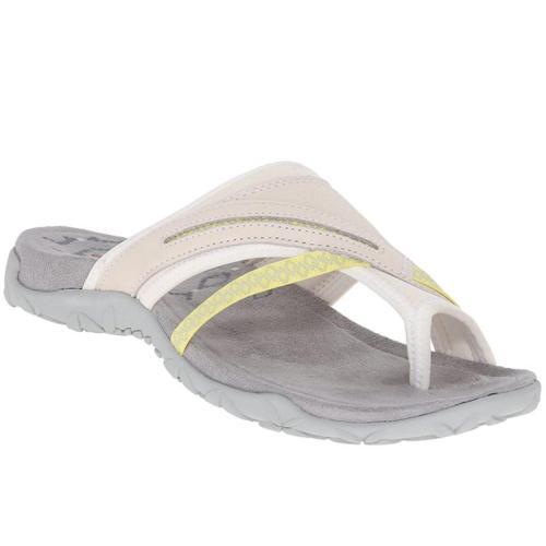 Casual And Comfortable Mid-Heel Flat Heel Flip-Flop