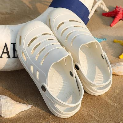 Mens Casual Hollow Out Soft Sole Sandals