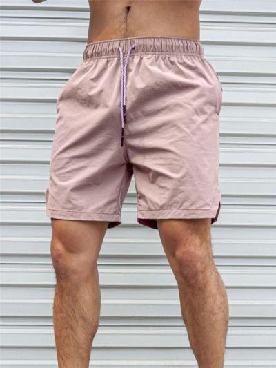Mens Moisture Wicking Casual Quick Dry Sports Shorts
