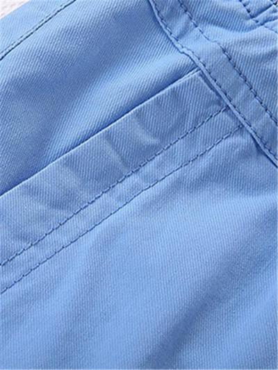 Mens Casual Patchwork Breathable Comfy Summer Beach Shorts