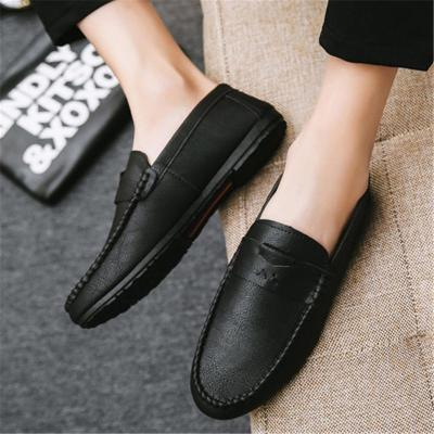 Mens Casual Breathable Non Slip Loafers
