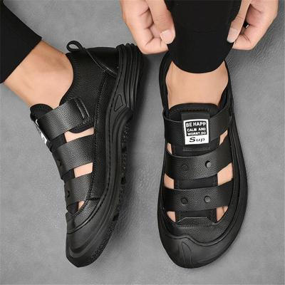 Mens Outdoor Soft Non Slip Casual Sandals Breathable Sneakers