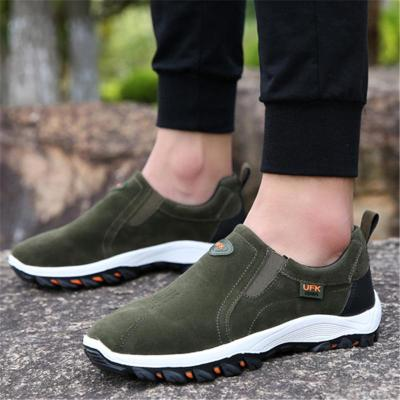 Mens Outdoor Non Slip breathable Climbing Workout Loafers