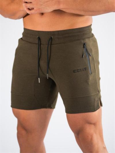 Mens Gym Comfy Print Sports Shorts