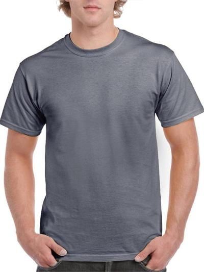 Mens Stylish Soft Solid Color Casual Short Sleeve T-Shirts