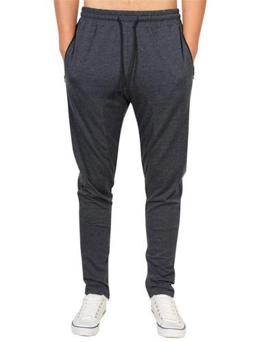 Mens Workout Jogging Soft Training Pants