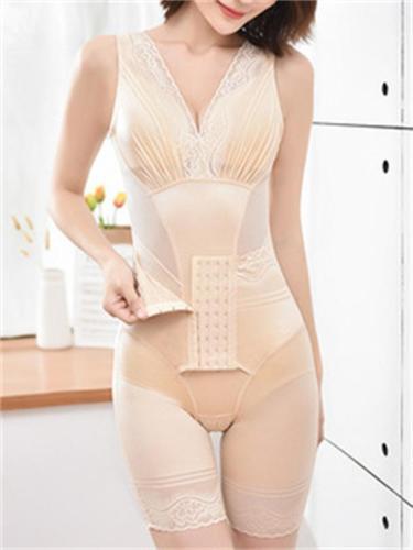Fashion Sexy Tummy Control Body Shaping Bodysuit