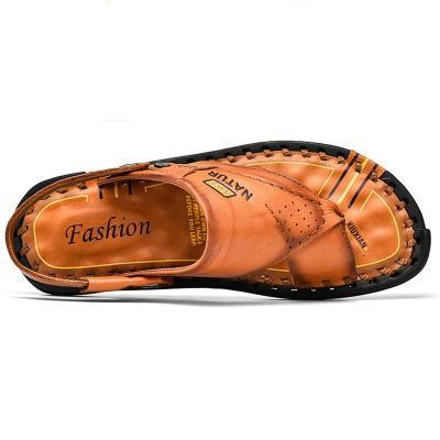 Mens Casual Non Slip Breathable Soft Sole Sandals
