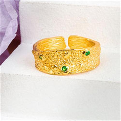 Fashion Irregular Personalized Textured Ring