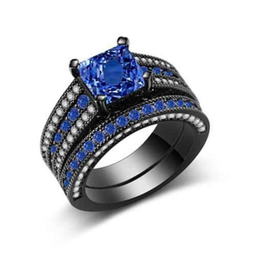 Woman's Fashion Artificial Gem Ring