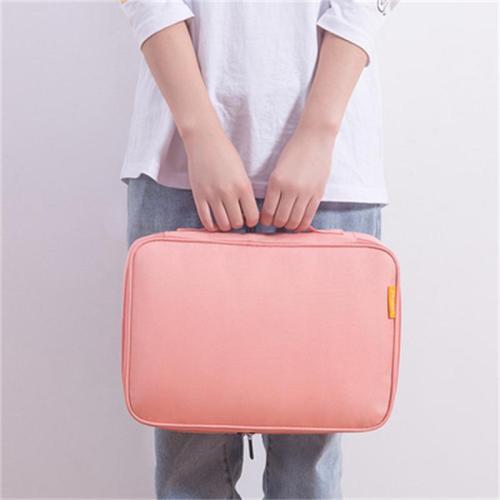 Portable Multi-Layer Large-Capacity Multifunctional Storage Bag