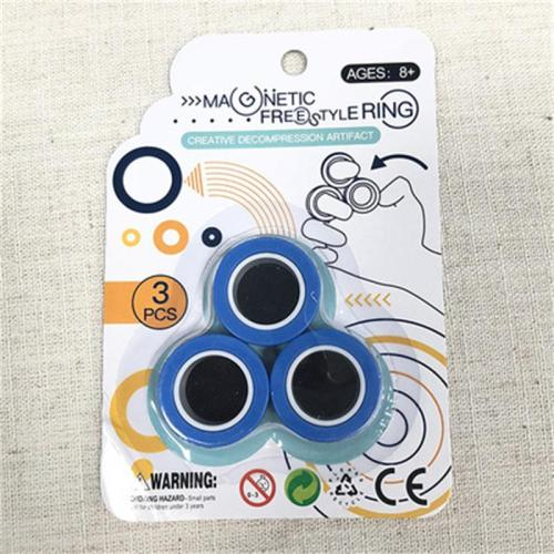 Decompression Magnetic Rings For Children And Adults