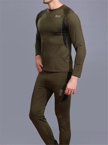 Mens Warm Comfy Outdoor Gym Sports Outfits
