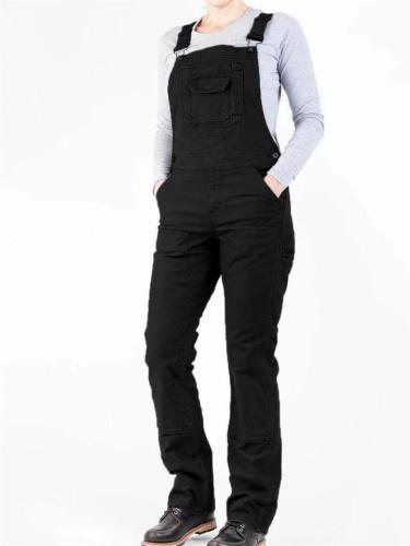 Women's Summer Street Style Casual Cotton Denim Overalls