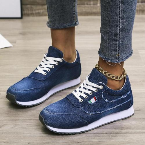 Women's Casual Walking Running Breathable Shoes