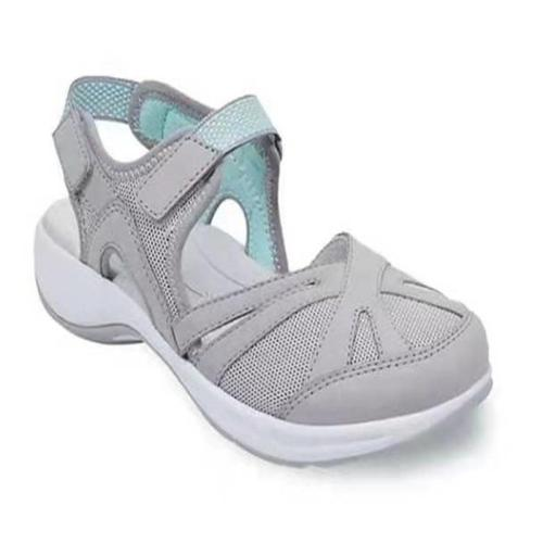 Summer Hollow Low-Top Breathable Velcro Sandals