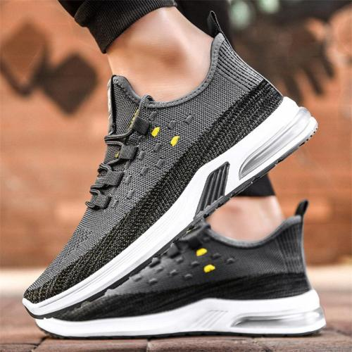 Mens Breathable Lightweight Texitile Casual Hipster Ankle Shoes