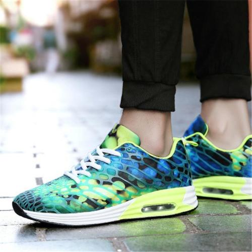 Colorful Breathable Casual Sports Hipster Shoes