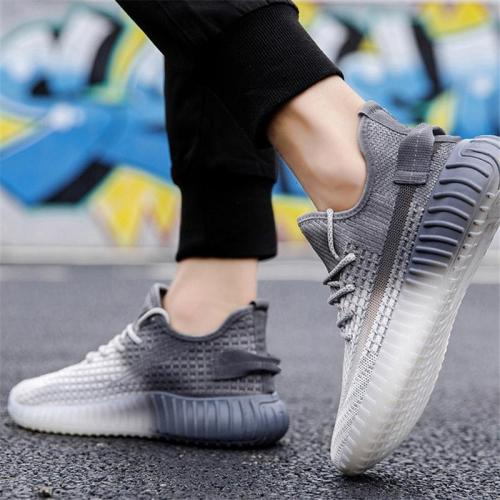 Mens Fashion Comfy Breathable Personality Casual Sneakers
