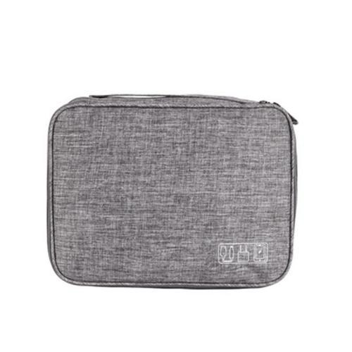 Large-Capacity Three-Layer Digital Bag Multi-Function Travel Portable Storage Bag