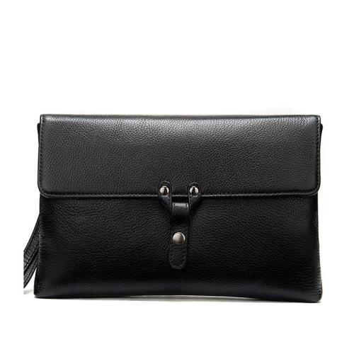Mens Lightweight Simple Style Large Capacity Durable Clutch Bag
