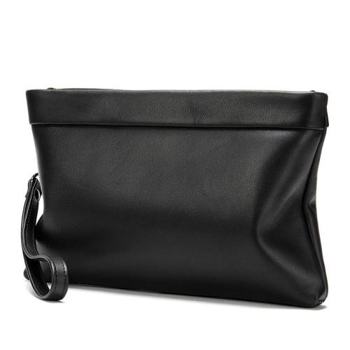 Mens Business Simple Style Chunky Envelope Mobile Phone Holder Clutch Bag