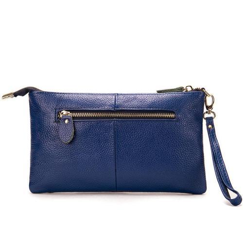 Trendy Vintage Simple Style Street Soft Lightweihgt Clutch Bag