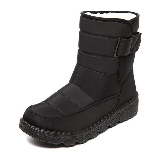 Comfortable Waterproof Lightweight Snow Boots High-Top Non-slip Women's Boots