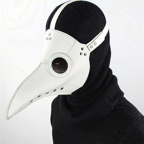 Scary Mask Halloween Costume Props
