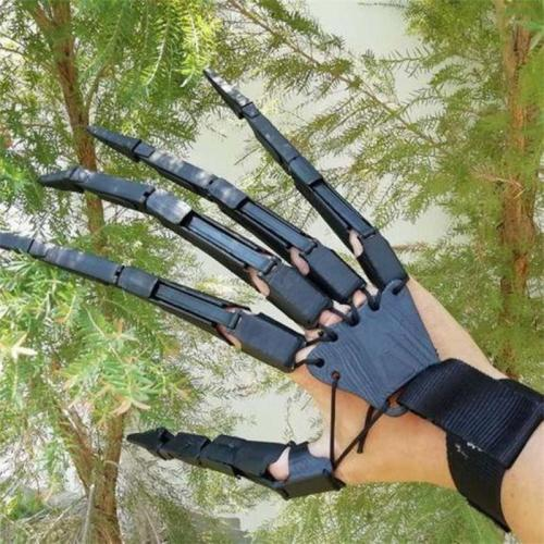 Halloween Personality Articulated Fingers