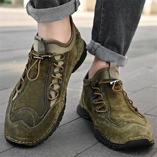 Men's Breathable Fashion Wear-Resistant Lightweight Casual Shoes