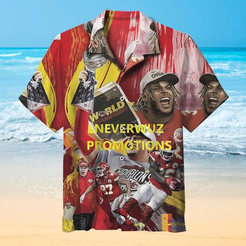 NFL painting Hawaiian Shirt